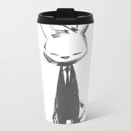 minima - beta bunny pose Metal Travel Mug