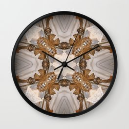 Delusions Of Grandeur - Vintage Inspired Collection Wall Clock