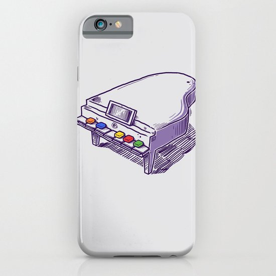 Classical Hero iPhone & iPod Case