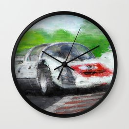 906 Carrera Wall Clock