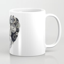 Mechanical heart Coffee Mug