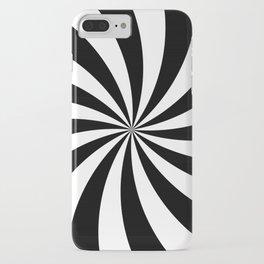 Super Swirl iPhone Case