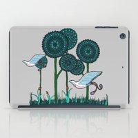 phoenix iPad Cases featuring Phoenix by Evi Radauscher