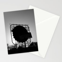 Behind the Belt Stationery Cards