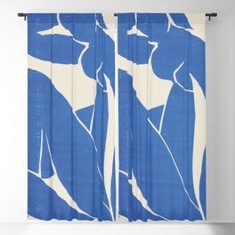 Blue Nude by Henri Matisse  Blackout Curtain