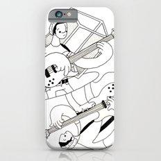 Crisp Bass iPhone 6s Slim Case