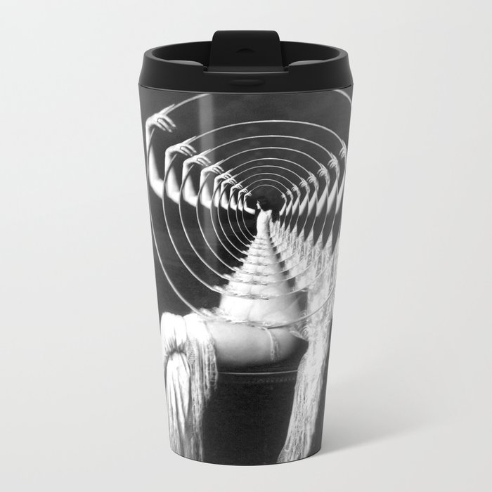 IMPLOSION Metal Travel Mug