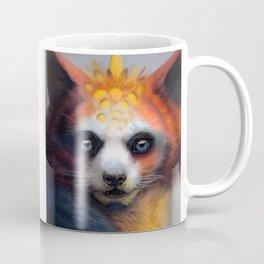 Exotic Fox Coffee Mug