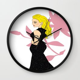 Mom Wall Clock