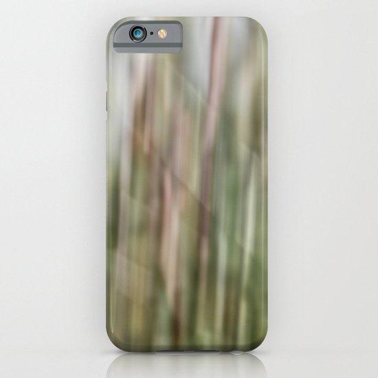 autumn blur iPhone & iPod Case