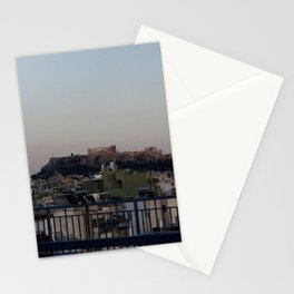 Views from a Hotel Roof Stationery Cards