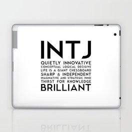 INTJ Laptop & iPad Skin