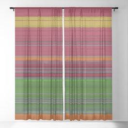 MOTLEY 05 Sheer Curtain