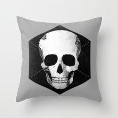 DIEmension Throw Pillow