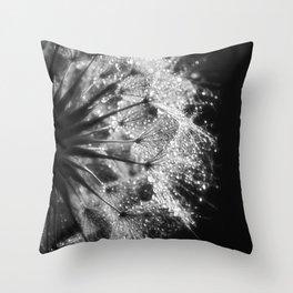 Sad Cafe Throw Pillow