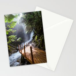 Fletcher Falls Two Stationery Cards