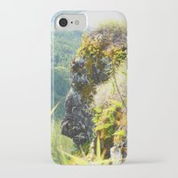 no face iPhone & iPod Cases featuring Face by SnowInSeptember