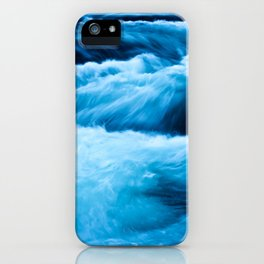 You're the Fire and the Flood iPhone Case