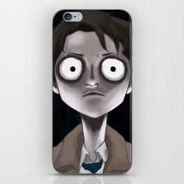 Burtonesque Cas iPhone Skin