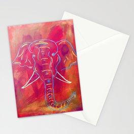 Elephant # 1 Stationery Cards