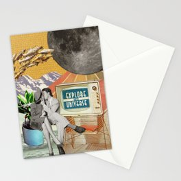 Explore the Universe Stationery Cards