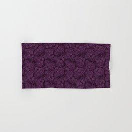 Meredith Paisley - Purple Hand & Bath Towel