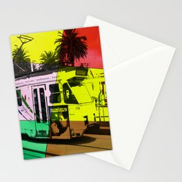 Melbourne Tram Stationery Cards