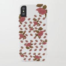 rose Slim Case iPhone X