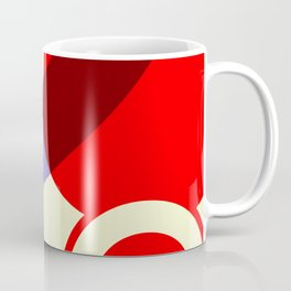 Abstract Space 02 Coffee Mug
