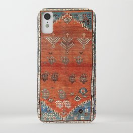 Bakhshaish Azerbaijan Northwest Persian Carpet Print iPhone Case