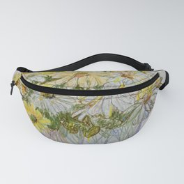 Bowl Of Daisies Fanny Pack