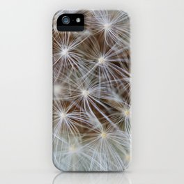 Nature showing off iPhone Case