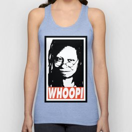 Whoopi Unisex Tank Top