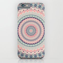 Mandala 515 iPhone Case