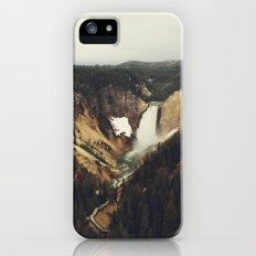 Yellowstone Falls iPhone (5, 5s) Slim Case