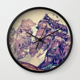 The Dimyian Breathing Wall Clock
