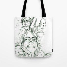 Les Demoiselles Tote Bag