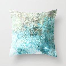 RandomTHREE Throw Pillow