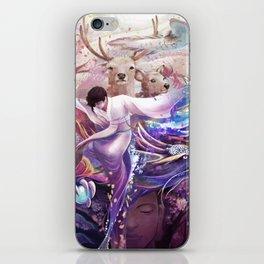 shi iPhone Skin