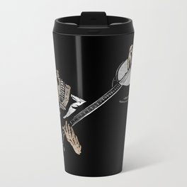 Skullboys' Banjo Blues Travel Mug