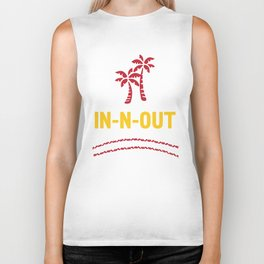 IN-N-OUT - Best burger Joint Biker Tank
