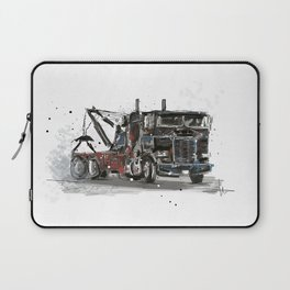 Tow-truck Laptop Sleeve
