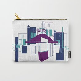 The Ritz Carry-All Pouch