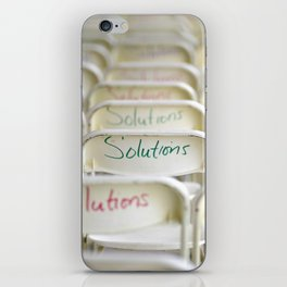 NYC4 Solutions iPhone Skin