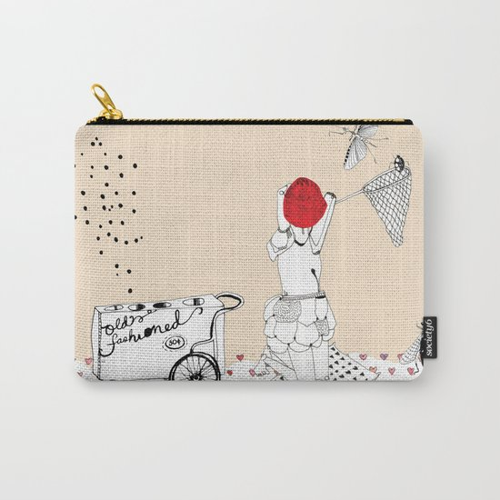 Catch more flies with honey... Carry-All Pouch