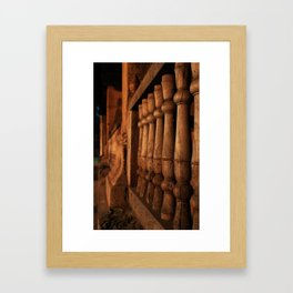 View of Shaniwar Wada Framed Art Print