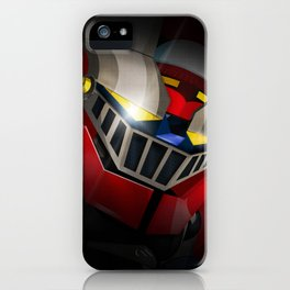 mazinger fan art iPhone Case