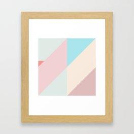 Geometric Pattern XIII Framed Art Print