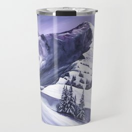 Pointe De Chesery Travel Mug