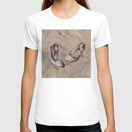 Sand in Your Shoes T-shirt